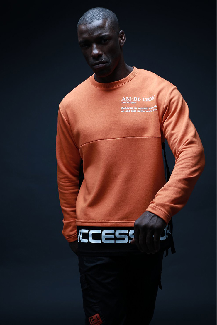 Success-sweater-Orange1